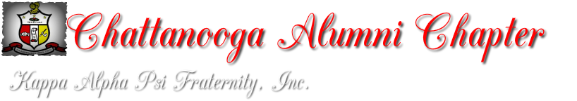 Chattanooga Alumni Chapter Kappa Alpha Psi Fraternity, Inc.